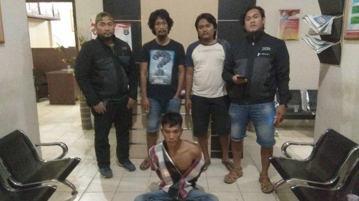 Polisi Ringkus Perampok Sadis yang Gasak Rp 26 Juta di Tulangbawang Barat