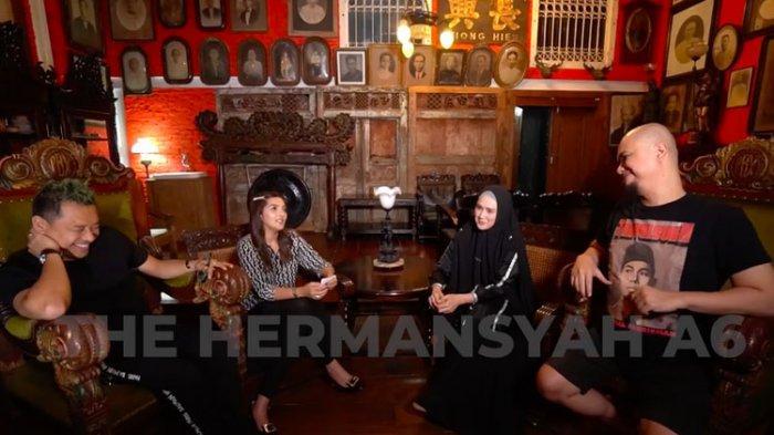Rahasia Ahmad Dhani Dibongkar Istrinya Mulan Jameela, Anang Hermansyah Kaget: Aku Nggak Tahu Itu Loh