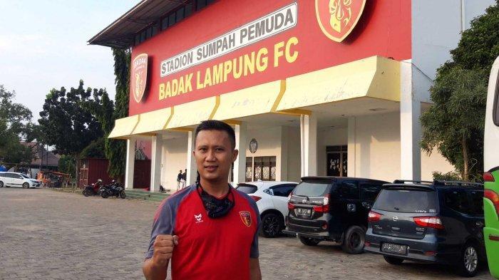 Alasan Eks Manajer Cilegon United Henry Gabung ke Badak Lampung FC