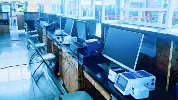Alat GeNose C19 Sudah Terpasang di Pelabuhan Bakauheni