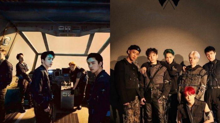 Album Terbaru EXO Trending di iTunes 85 Negara