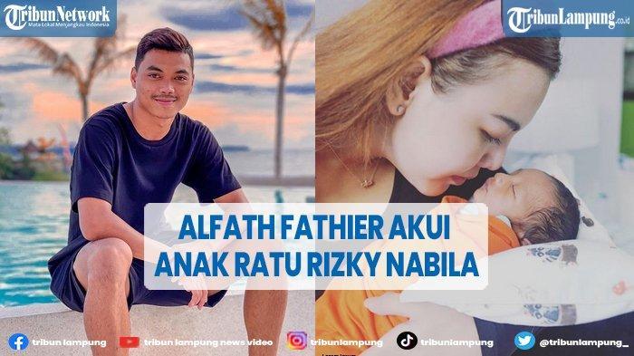 Alfath Fathier Akhirnya Minta Maaf dan Mengakui Anak Ratu Rizky Nabila