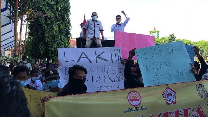 Aliansi Masyarakat Lampung Utara Pertanyakan Utang RSUD Ryacudu yang Capai Rp 11 Miliar