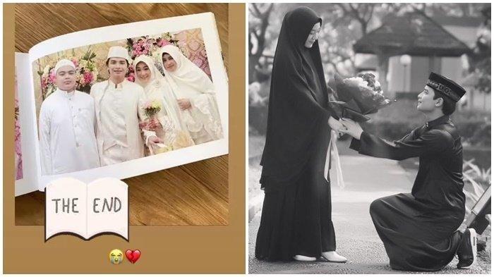 Pernah Menjadi Inspirasi untuk Menikah Muda, Tetiba Alvin Faiz Digugat Cerai Larissa Chou