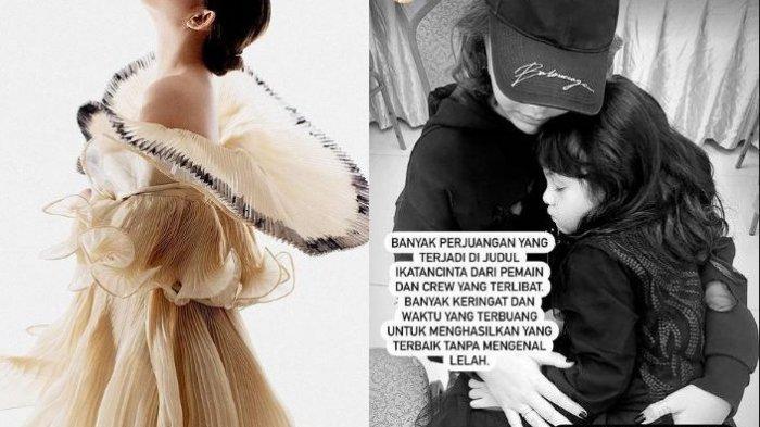 Amanda Manopo Minta Maaf Karena Lupa Tutup Resleting Celana saat Syuting