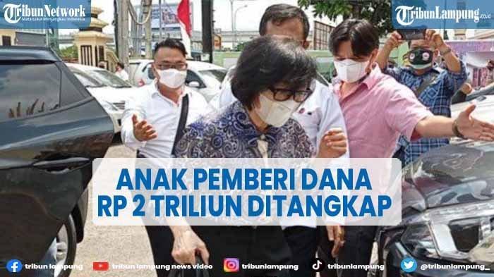 Dana Hibah Rp 2 Triliun Disebut Bodong, Anak Pengusaha Akidi Tio Ditangkap Polda Sumatera Selatan