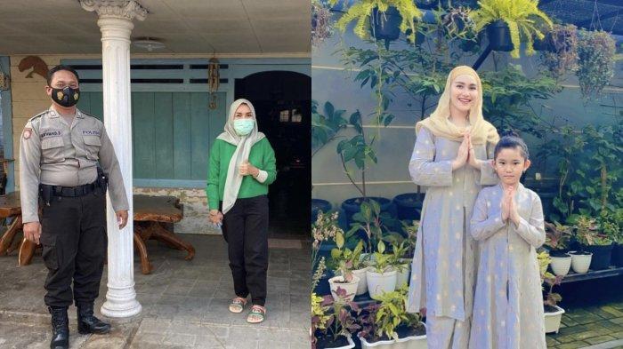 Anak Ayu Ting Ting Dihina, Polisi Datangi Rumah Pelaku