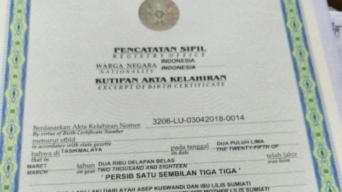 Anak Lahir di Luar Nikah di Lampung Utara, Tetap Bisa Punya Akta Kelahiran, Simak Aturannya