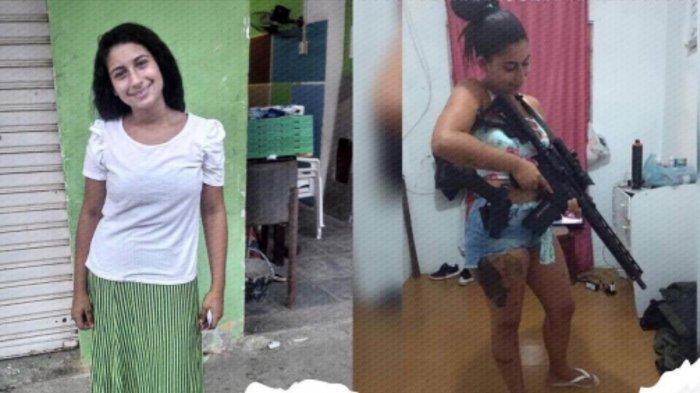 Gadis Anggota Geng, Hello Kitty Tewas Seusai Baku Tembak dengan Polisi