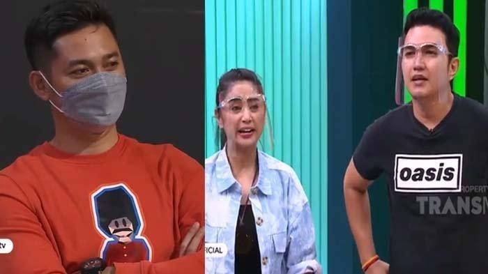 Angga Wijaya Murka, Dewi Perssik Digoda Aldi Taher, 'Lu Jangan Sok Ganteng!'
