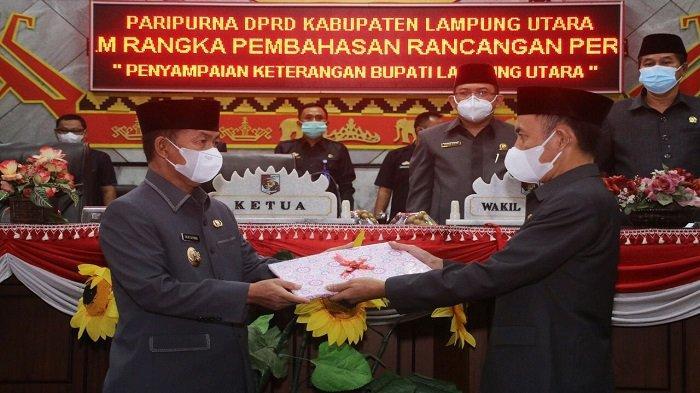 Anggaran Lampung Utara Tembus Rp 1 Triliun Usai Perubahan APBD