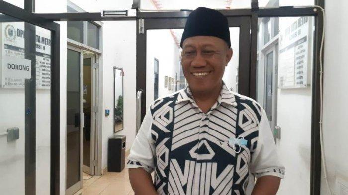 Basuki Diusulkan Jadi Wakil Ketua I DPRD Kota Metro Gantikan Anna Morinda
