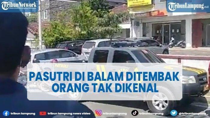 FAKTA-FAKTA Anggota TNI AU dan Istrinya Ditembak OTK di Bandar Lampung