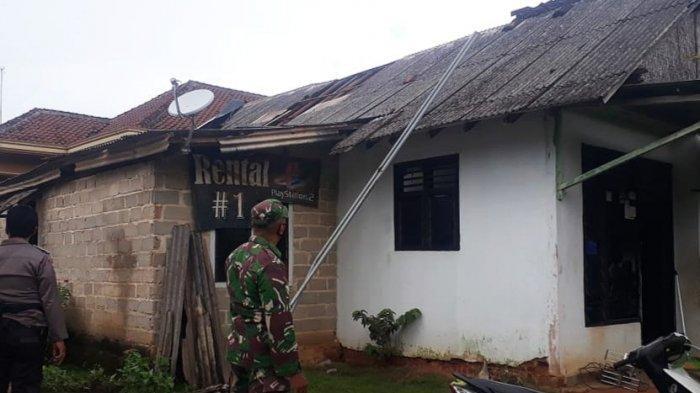Angin Kencang di Way Jepara Lampung Timur, 5 Rumah dan Musala Rusak Ringan