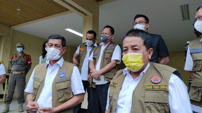 Angka Kesembuhan Pasien Covid Lampung Capai 90 Persen, Doni: Lampung Terbaik Nasional