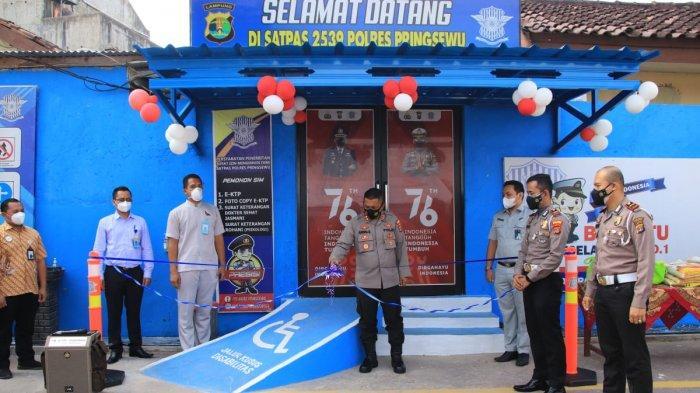 Angka Lakalantas Tinggi, Polres Pringsewu Lampung Bentuk Komunitas Korban Lakalantas