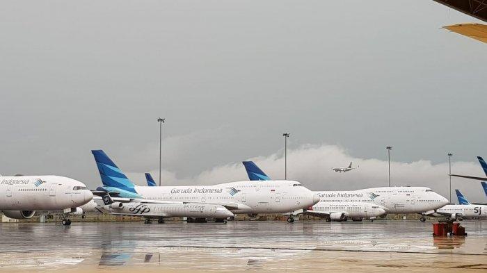 Ilustrasi - Angkasa Pura II buka suara soal perubahan status Bandara Radin Inten II.