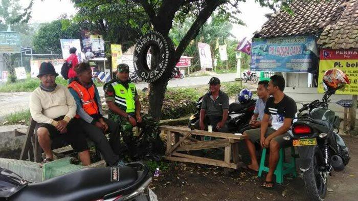 Anjangsana ke Warga Binaan, Babinsa Pererat Silaturahmi