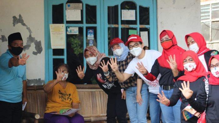 Anna Morinda: Warga Kota Metro Jangan Takut Datang Ke TPS
