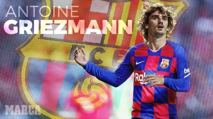 Rekor dan Kontroversi di Balik Transfer Antoine Griezmann ke Barcelona