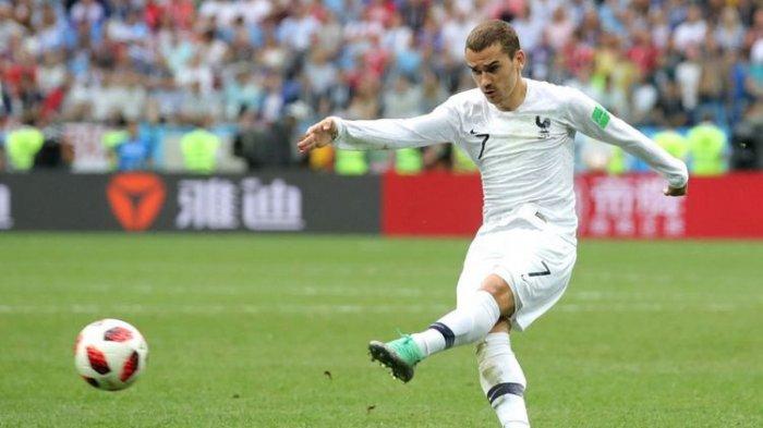 Prancis Vs Kroasia - Griezmann Tak Suka Selalu Dibandingkan dengan Zidane