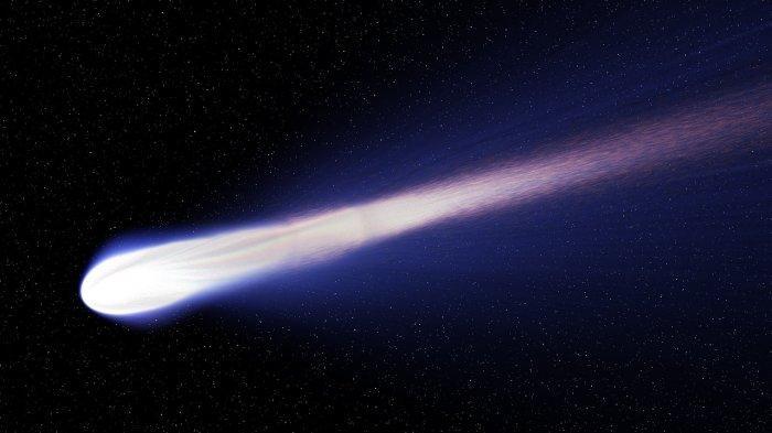 Apa Itu Komet Halley yang Muncul Setiap 76 Tahun Sekali