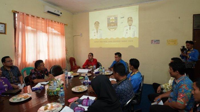Evaluasi Internal Sistem Pemerintahan Berbasis Elektronik (SPBE) Dilaksanakan Pemkab Pesibar.