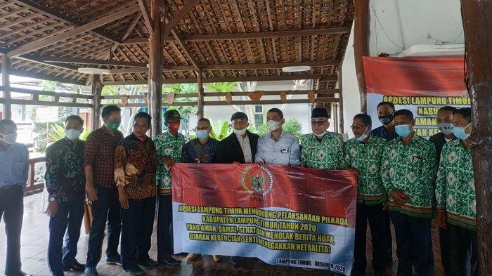 Apdesi Lampung Timur Tegaskan Sikap Netral Jelang Pilkada Lampung Timur 2020