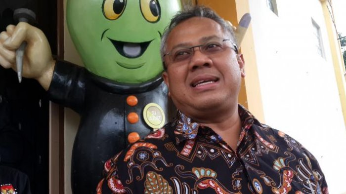 BPN Minta MK Berhentikan Komisioner KPU, Arief Budiman: Salah Alamat