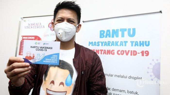 Tulangbawang Butuh 579.454 Dosis Vaksin Sinovac