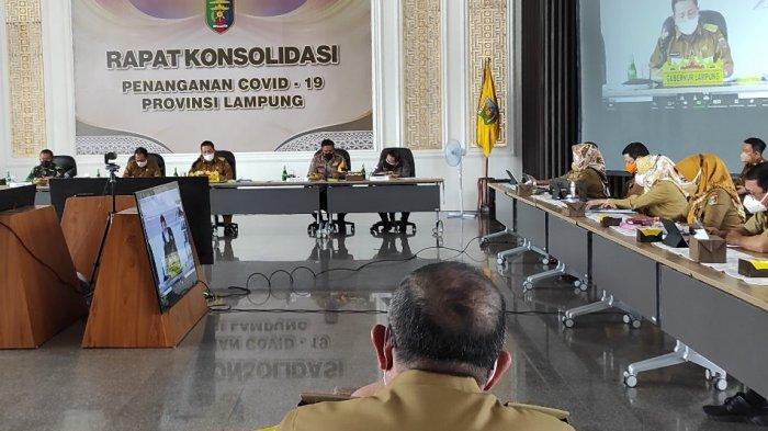 Gubernur Lampung Arinal Akan Minta Vaksin Covid-19 Langsung ke Presiden Jokowi
