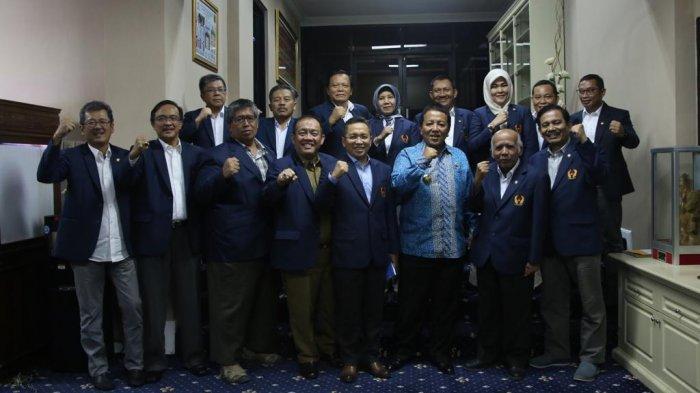 Spirit Baru Kepengurusan KONI Lampung, Gubernur Arinal Ajak KONI Kembalikan Kejayaan Olahraga