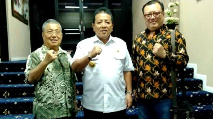 PSMTI Akan Datangkan Konjen Tiongkok ke Lampung dan Bertemu Gubernur Arinal