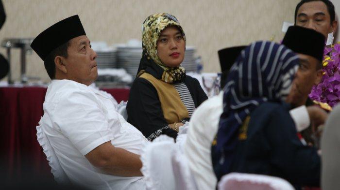KPU Lampung Tunda Penetapan Pemenang Pilgub Lampung Pasangan Arinal-Nunik