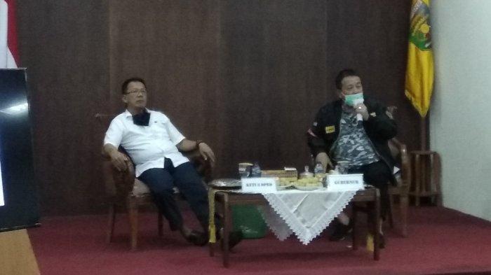 Gubernur Arinal Optimistis Wabah Corona di Lampung Berakhir 2 Bulan Lagi, Ini Syaratnya