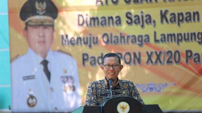 Arinal Serukan Masyarakat Lampung untuk Rutin Olahraga
