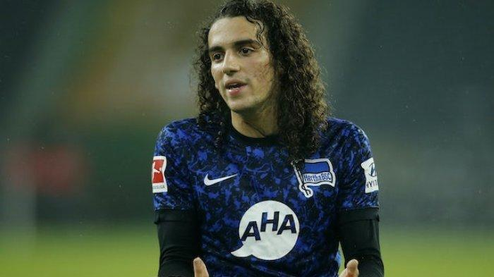 Gelandang Arsenal Matteo Guendouzi?