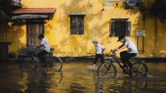 Ilustrasi. Simak arti mimpi banjir