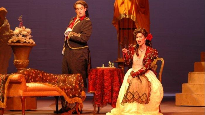 Arti Mimpi ke Konser Opera Gala, Anda Harus Merubah Pendekatan dalam Menyampaikan Gagasan
