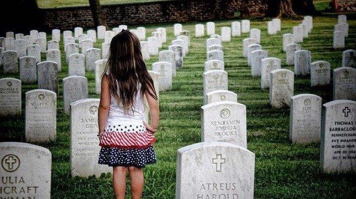 Arti Mimpi Mengunjungi Kuburan, Belum Tentu Tentang Kematian