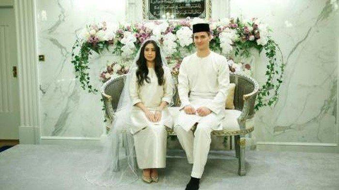 Ilustrasi menikah. Simak, arti mimpi menikah.