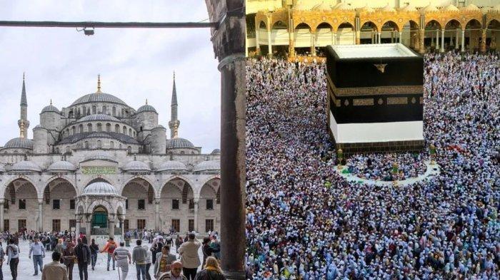 Arti Mimpi Sholat Berjamaah di Masjid, Pertanda Baik Hingga Teguran