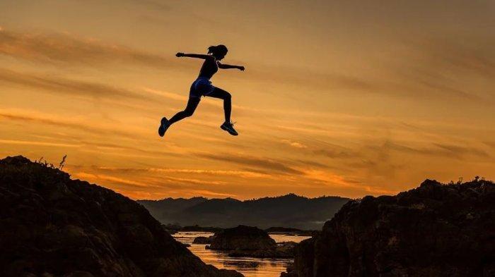 Arti Mimpi Tak Bisa Berhenti Berlari, Pertanda Anda Mengalami Kelelahan Emosional