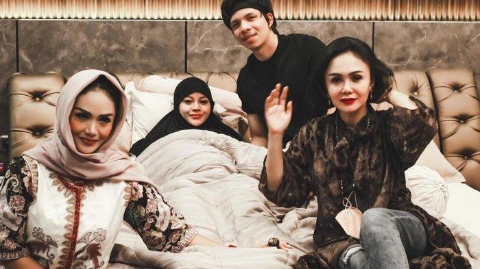 Aurel Hermansyah Kembali Kunjungi Dokter Kandungan, Singgung Soal Operasi