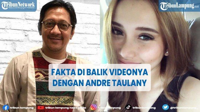 Ayu Ting Ting Klarifikasi Terkait Video saat Dielus Andre Taulany