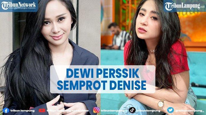 Dewi Perssik Tantang Duel Denise Chariesta Gegara Kasus di Acara TV