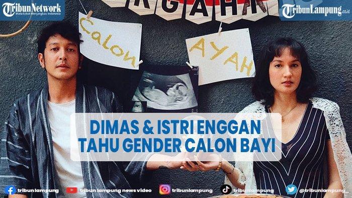 Dimas Anggara dan Nadine Chandrawinata Ingin Surprise Jenis Kelamin Calon Bayi