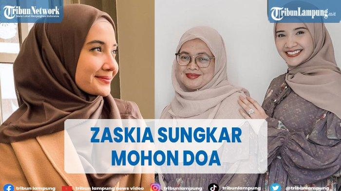 Ibunda Irwansyah Masuk ICU karena Covid-19, Zaskia Sungkar Mohon Doa