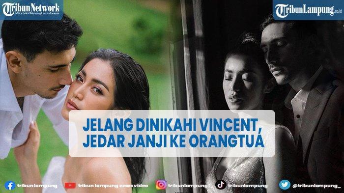 Jessica Iskandar Janji ke Orangtua Jelang Menikah dengan Vincent Verhaag
