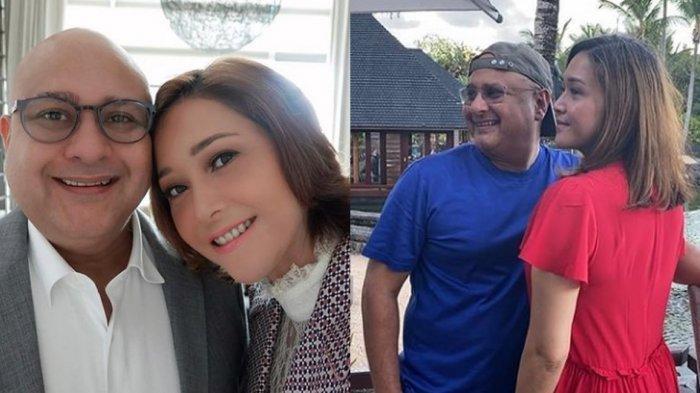 Momen Mesra Maia Estianty dan Irwan Mussry di Kapal Mewah